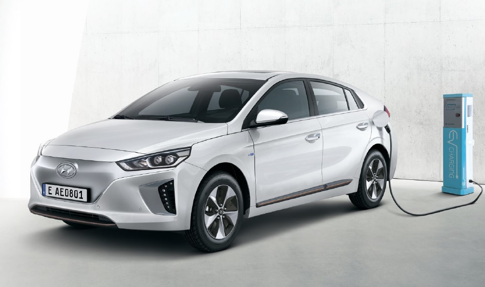 auto elettriche 2017 - Hyundai Ioniq EV
