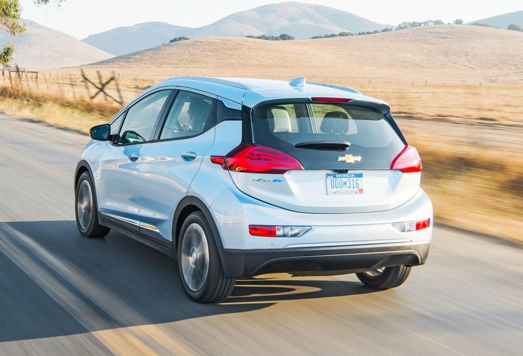 autonomia giusta - Chevrolet Bolt EV