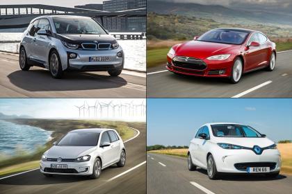 Confronto tra auto elettriche
