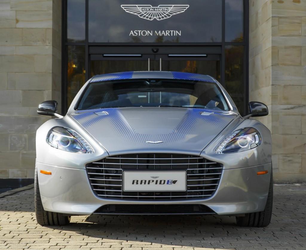 Concept Aston Martin RapidE