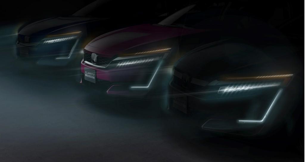 autonomia giusta - Honda Clarity