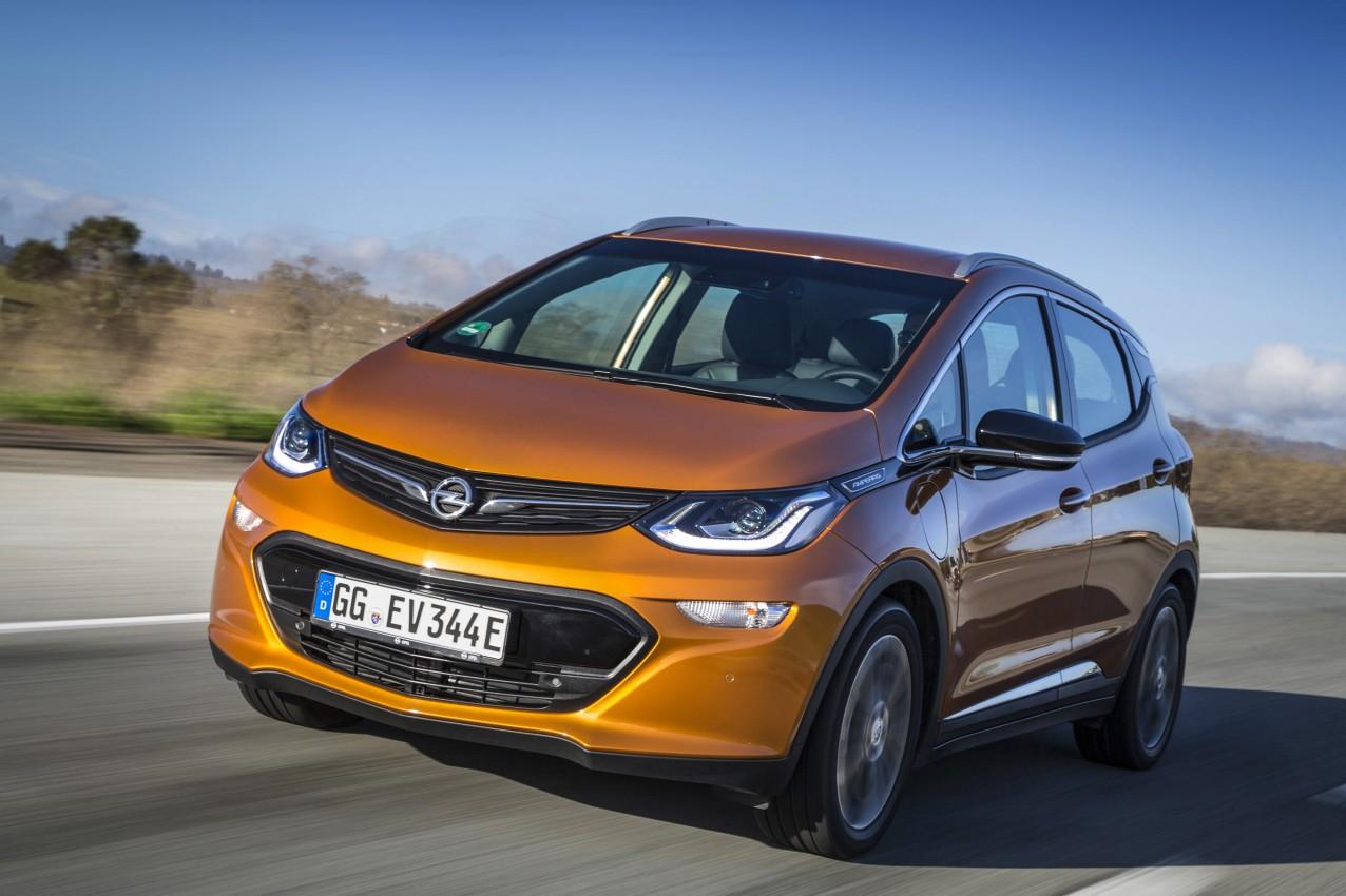 prezzo Opel Ampera-e