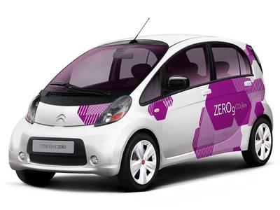 sistemi di ricarica auto elettriche - Citroen C-Zero