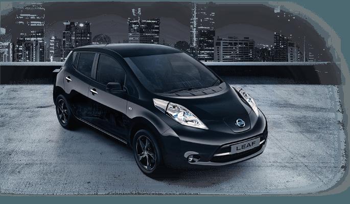 Immatricolazioni auto elettriche - Nissan LEAF