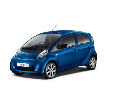 sistemi di ricarica auto elettriche - Peugeot iOn