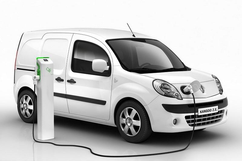 vendite auto plug-in - Renault Kangoo ZE